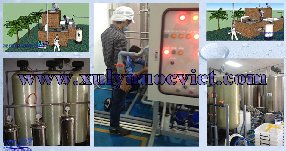 chuyên nhận xử lý nước các công trình