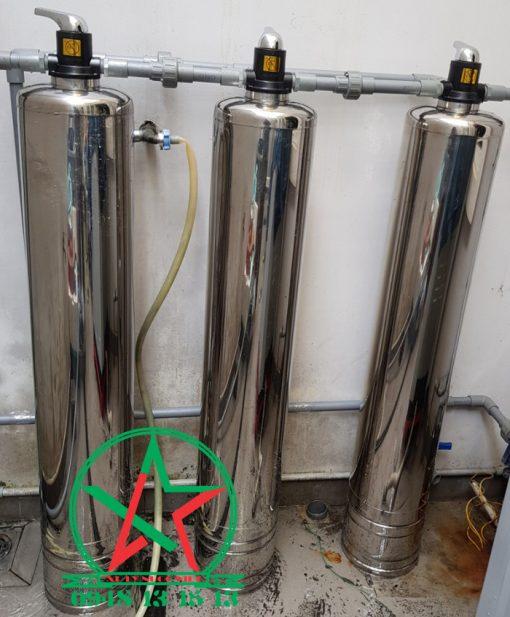 bộ lọc nước bằng Inox 304